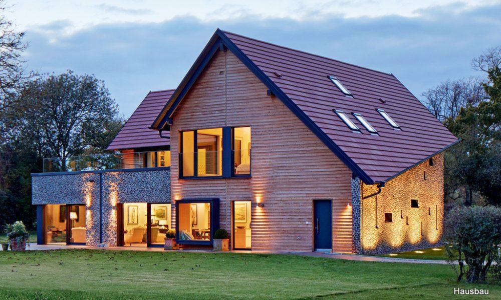 Baufritz, House W, Sydmonton, Newbury,  UK.